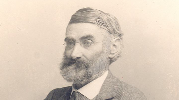 Ernst Abbe, founder of the Carl Zeiss Foundation