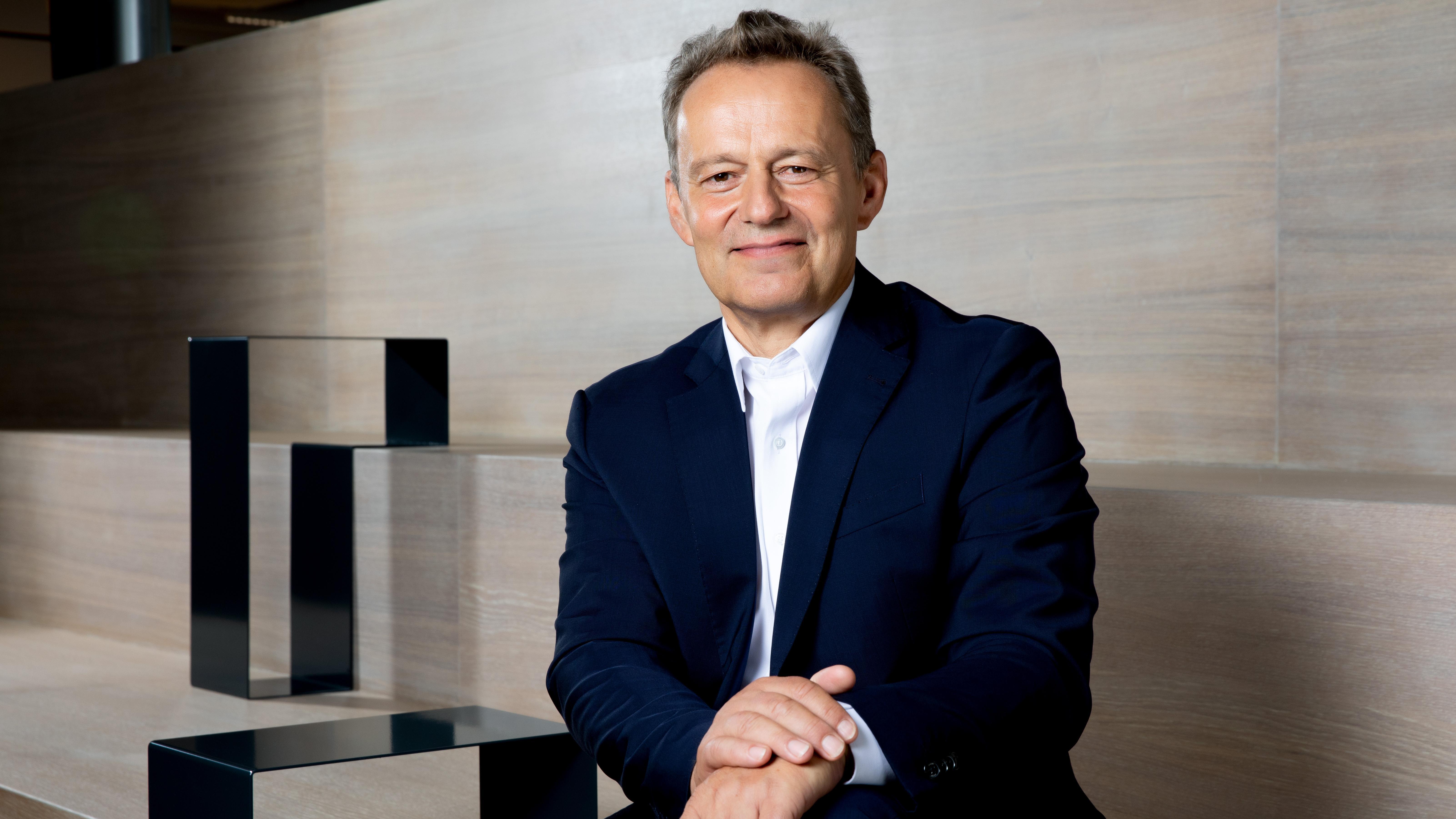 Hermann Ditz, Member of the Board of Management