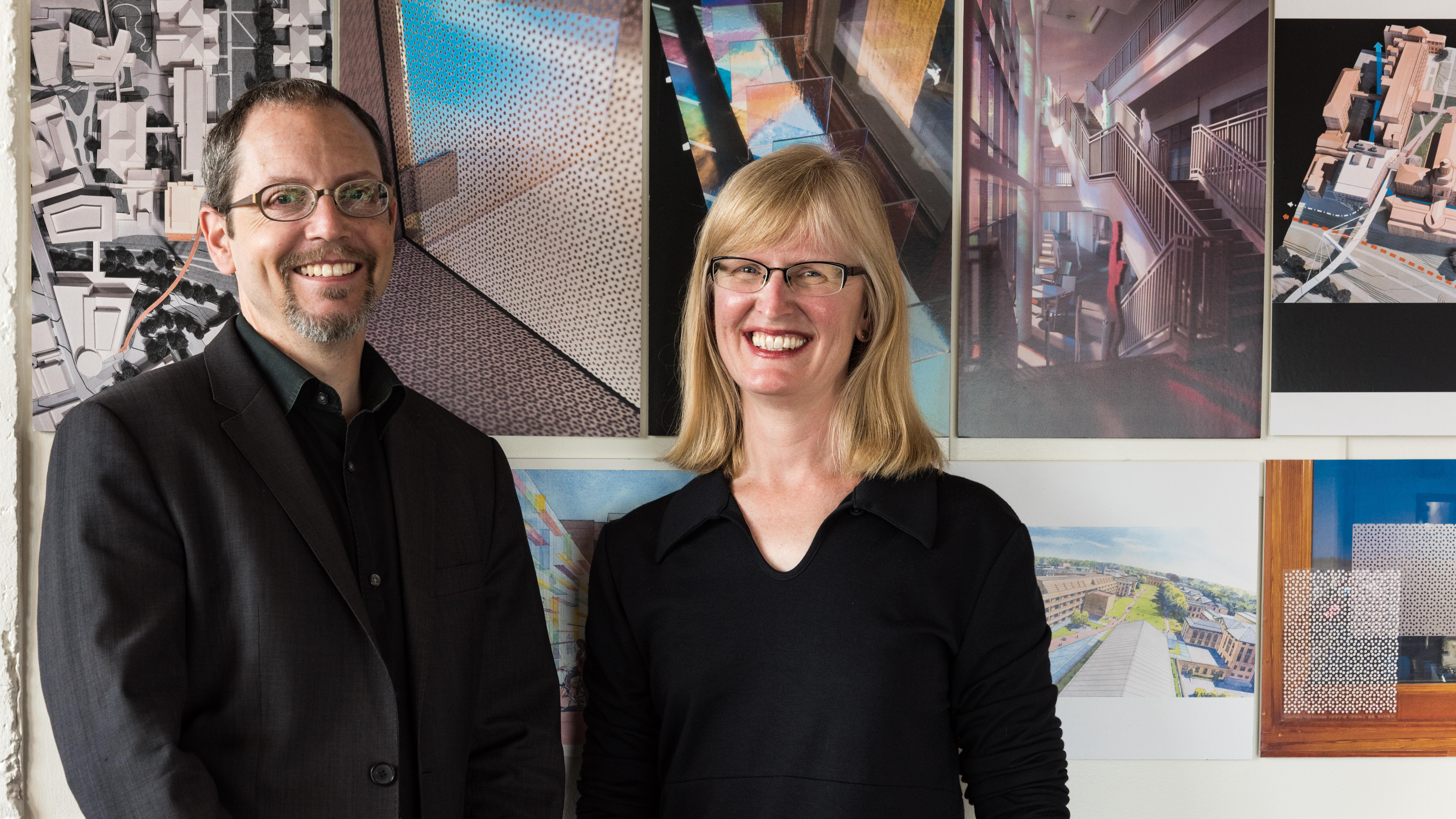Michelle LaFoe and Isaac Campbell, OFFICE 52 Architecture